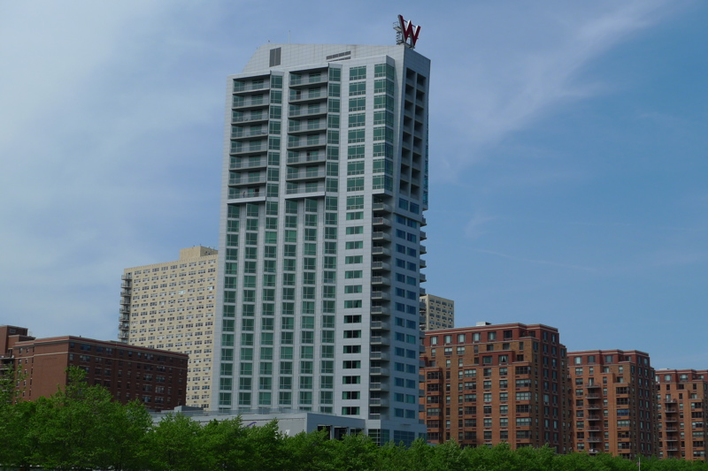 The W Hoboken Is A Gorgeous Addition To Nj Skyline