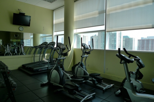 Shore Club Gym in Jersey City, NJ