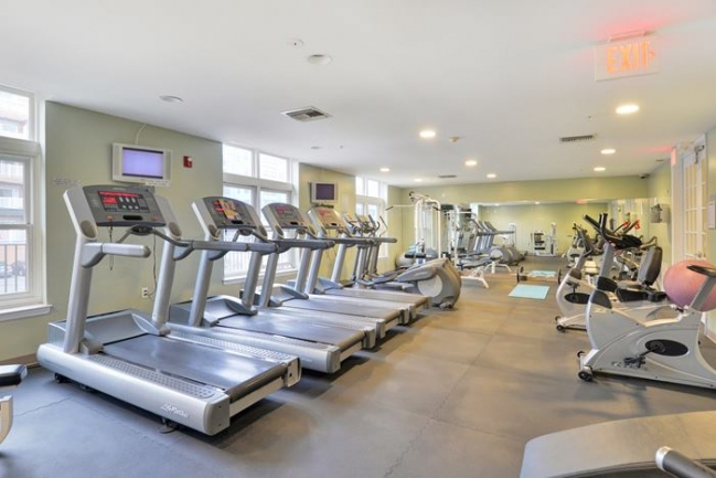 Upper Grand's state-of-the-art fitness center