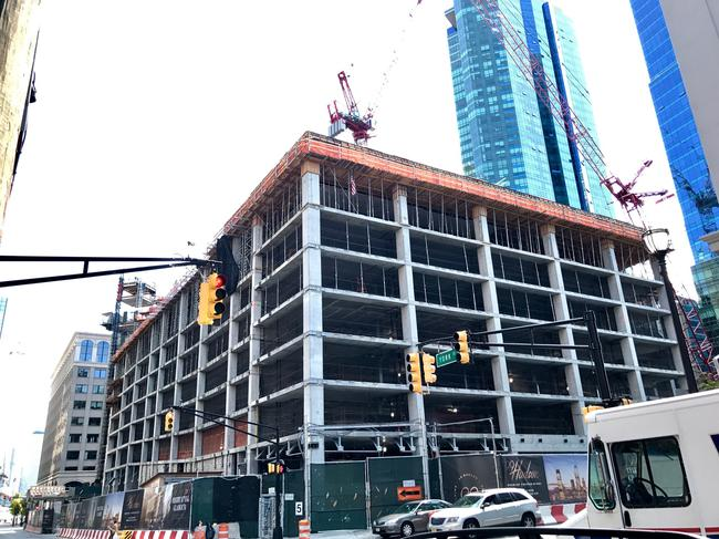 99 Hudson is a New Construction in Jersey City